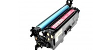 Toner Compatibile HP Laserjet CP3525 MAGENTA